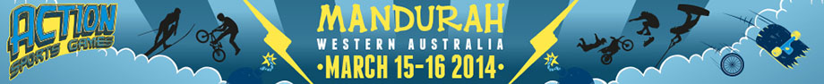 Mandurah Action Sports Games 15-16 March 2014